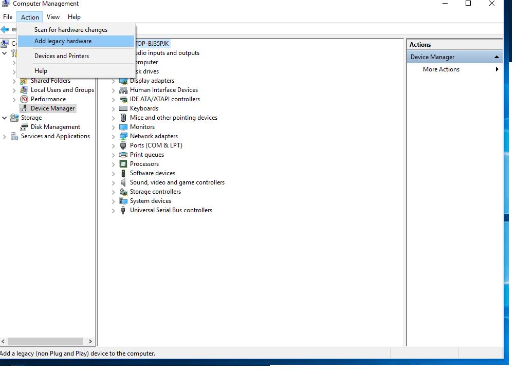 MT65xx USB VCOM Drivers