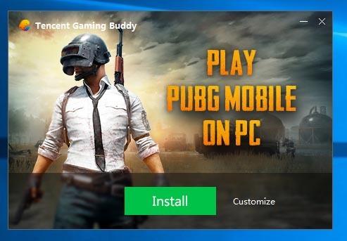 INSTALL PUBG ON PC