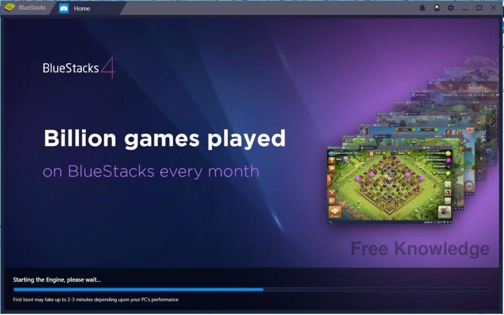 Download bluestacks offline installer for Windows 10/7/8 - Free