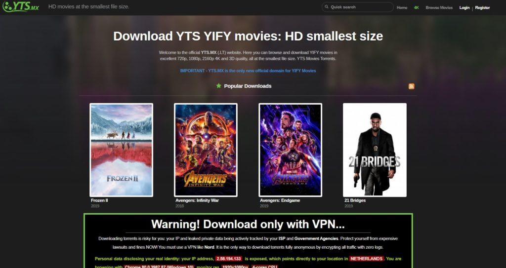 best torrent site