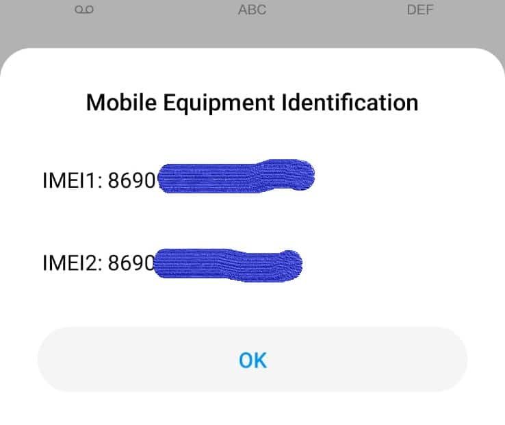 Check Jio Number by Sending SMS