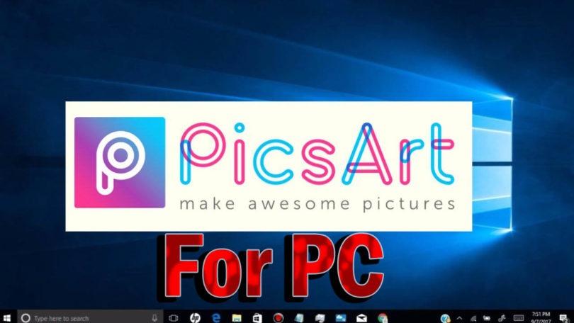 Download PicsArt For PC