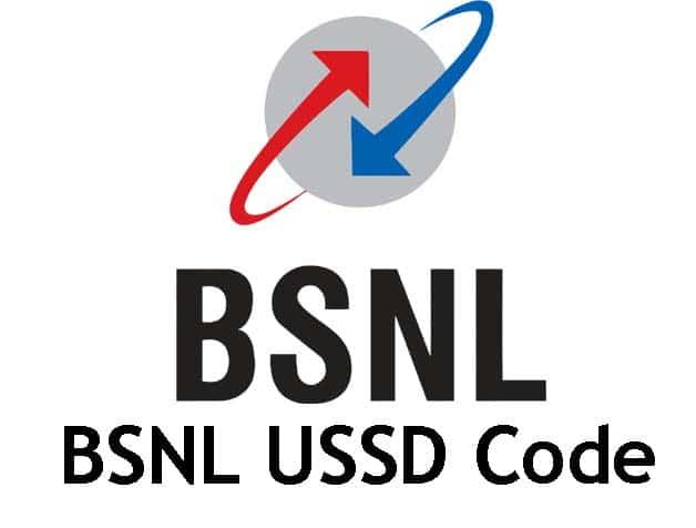 Check BSNL USSD Codes
