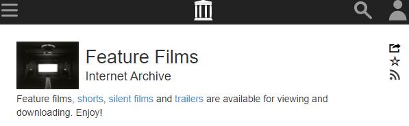 online movie free